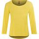 Kari Traa Pia LS Longsleeve Shirt Women yellow